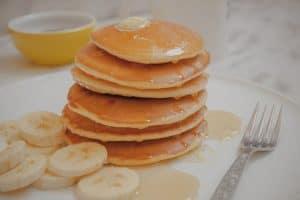 vezelrijk ontbijt afvallen