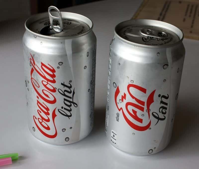 Cola Light Intermittent Fasting