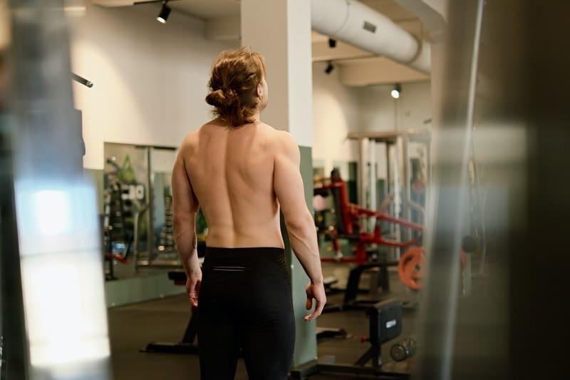 Groeistrepen door fitness
