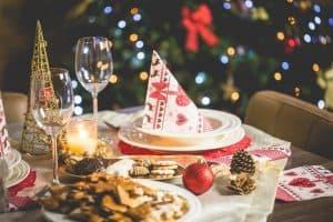 afvallen na kerst