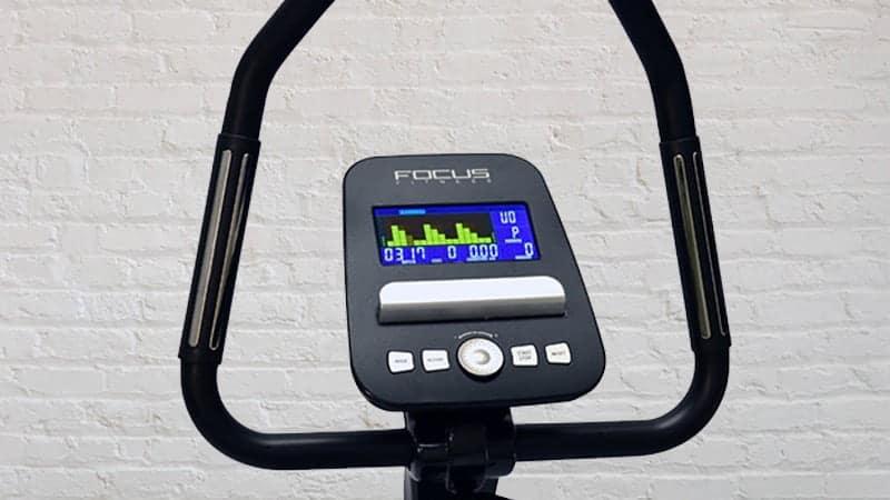 fitbike ride 5 scherm