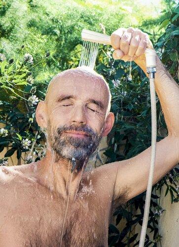 koud douchen afvallen