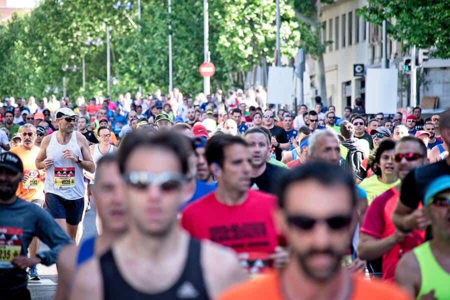 marathon trainen