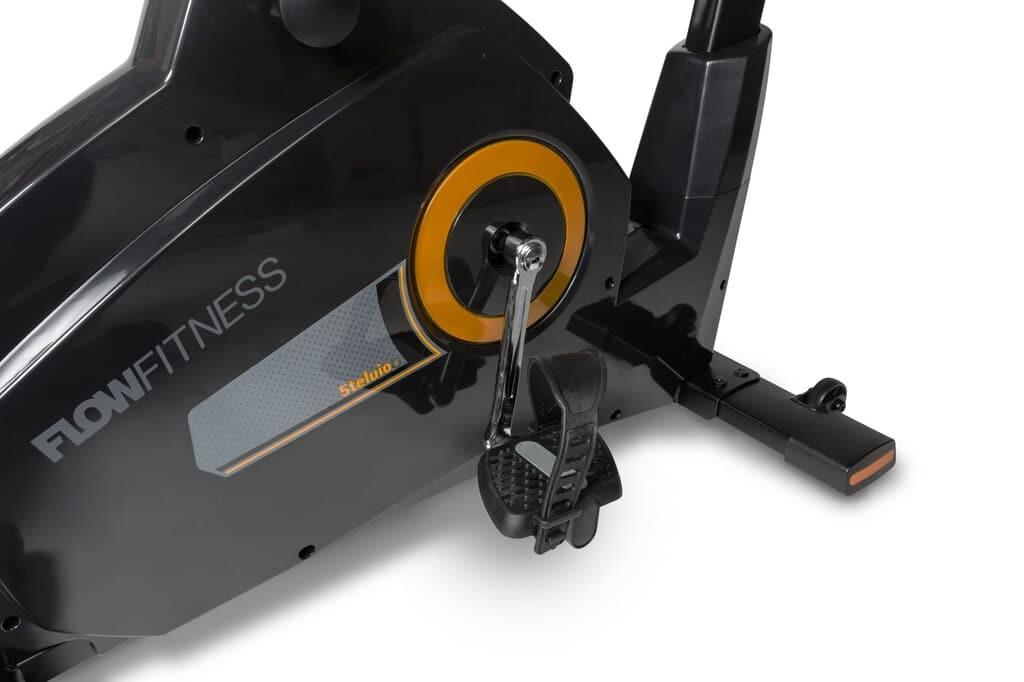 flow fitness stelvio iconsole ergometer review