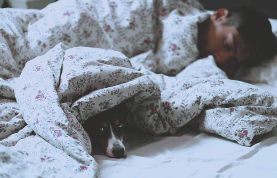 slapen spiergroei