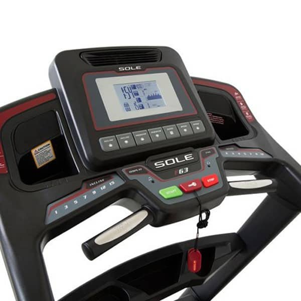 sole fitness f63 trainingscomputer