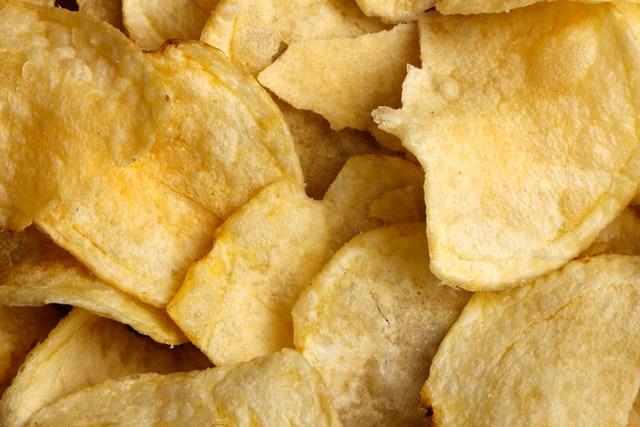 chips eten gezond